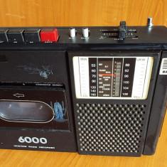 Radio casetofon ELECTOWN RC 6000 - Aparat radio