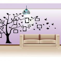 Tapet - Copac cu amintiri_Tatuaj de Perete_Stickere décor_WALL-529-Dimensiune: 85 cm. X 160 cm. - Orice culoare, Orice dimensiune