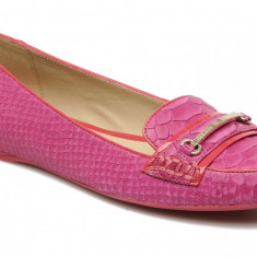 Balerini dama - Pantofi / balerini GEOX D PRIMULA Q - piele -model deosebit- mar. 38