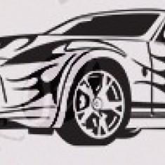 Car_Tatuaj De Perete_Sticker Decorativ_WALL-100-Dimensiune: 50 cm. X 20 cm. - Orice culoare, Orice dimensiune - Tapet