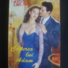 SANDRA BROWN - CADEREA LUI ADAM - Roman dragoste