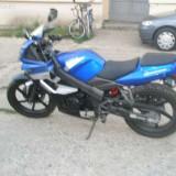 Vandf motocicleta Kymco Quannon!
