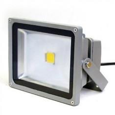 Iluminat exterior - Proiector led 50w -promotie !proiector 50 W cu led lumina rece pt. exterior