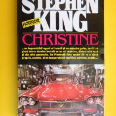 CHRISTINE Stephen King - Carte Horror