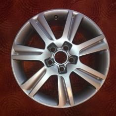 Janta aliaj OEM Audi, Diametru: 17, 7, 5, Numar prezoane: 5, PCD: 112