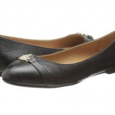 Balerini dama - Pantofi femei Armani Jeans Classic Leather Ballet | 100% originals | Livrare cca 10 zile lucratoare | Aducem pe comanda orice produs din SUA