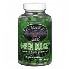 Green Bulge Controlled Labs - Creatina