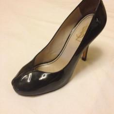 Pantofi yves saint laurent - Pantof dama Yves Saint Laurent, Marime: 37, Culoare: Negru, Negru
