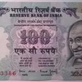 Bancnota Straine - Bancnota - Republica India - 100 Rupees 1997 - E