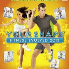 Jocuri WII U, Sporturi, 3+, Multiplayer - Your Shape: Fitness Evolved 2013 - Joc ORIGINAL - Wii U - NOU si SIGILAT
