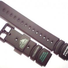 Curea originala ceas Casio PROTREK PRT-10-20-30-40-41-50-60-70, ATC-1000-1100, ~PRG-80, ~PAG-80, ~PRW-1000-1100, ~PAW-1100, dar si alte modele.