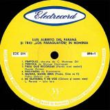 Luis Alberto Del Parana Si Los Paraguayos - In Romania (I) / 1 (Vinyl)