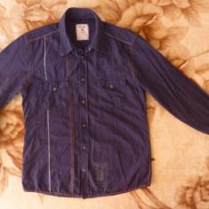Camasa Jack&Jones Vintage Denim. Authentic Clothing; marime M: 52 cm bust etc. - Camasa barbati Jack & Jones, Marime: M, Culoare: Din imagine