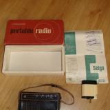 "Aparat radio - Aparat de radio""SELGA"""