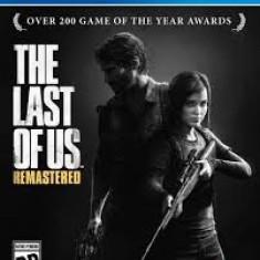 The Last of Us PS4 - Jocuri PS4