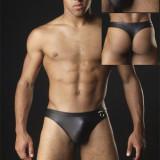 Sexy Chilot Chiloti Underwear LLL 1007 Slim  Barbati Male Boxeri Originali Push Up Piele Eco Tanga G-string! Livrare Gratuita !