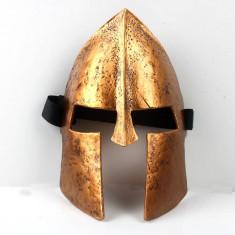 Masca Spartan 300 Movie Halloween petrecere tematica costume cosplay noua +CADOU - Masca carnaval, Marime: Marime universala, Culoare: Din imagine