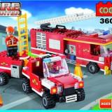 LEGO Cars - Lego Masini de pompieri