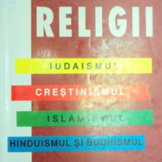 MARILE RELIGII de PHILIPPE GAUDIN 1995 - Carti Crestinism