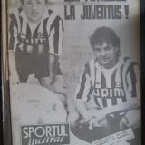 Revista/Ziar - Revista Sport nr.3 / 1991- echipa nationala de tineret a Romaniei