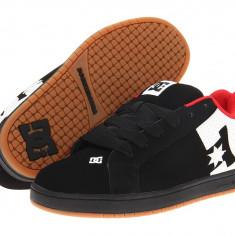 Pantofi sport barbati 116 DC Court Graffik | 100% originali | Livrare cca 10 zile lucratoare | Aducem pe comanda orice produs din SUA - Adidasi barbati Dc Shoes