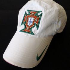 Basca Nike FPF (Federacao Portuguesa de Futebol), marime universala; impecabila - Sapca Barbati Nike, Culoare: Din imagine