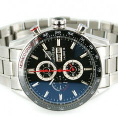 Tag Heuer Carrera Monaco Grand Prix Calibre 16 - calitate maxima ! - Ceas barbatesc Tag Heuer, Casual, Inox, Analog
