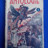 C.I.BONDESCU - ANTOLOGIE ( LEGENDELE PASARILOR /POV. FLORILOR ) - ED.INTERBELICA