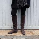 Cizme Sexy de la Camper din piele intoarsa - Cizme dama