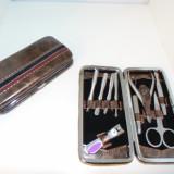 Truse manichiura si pedichiura, Trusa manichiura profesionala 9 piese