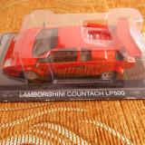 LAMBORGHINI COUNTACH LP500, SIGILAT, 1/43 - Macheta auto