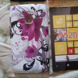 Husa silicon Model deosebit Nokia Lumia 520