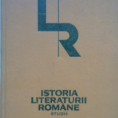 Studiu literar - ISTORIA LITERATURII ROMANE - STUDII - Zoe Dumitrescu Busulenga