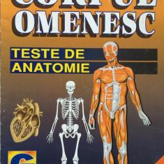 CORPUL OMENESC - TESTE DE ANATOMIE - Atlas