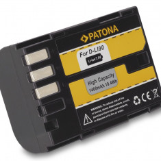 PATONA | Acumulator compatibil Pentax D Li90 D-Li90 K-01 K5 K-5II - Baterie Aparat foto