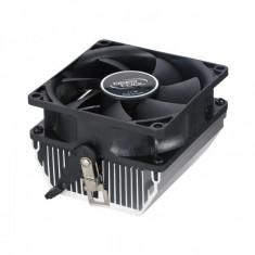 Cooler CPU DeepCool CK-AM209 skt AM2/AM2+/AM3, ventilator 80mm, aluminiu - Cooler PC