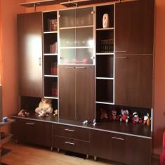 Biblioteca living - Mobilier sufragerie
