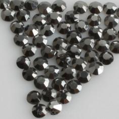 Strasuri din sticla 100 bucati, Metalizat 2 mm pt decoratiuni unghii - Unghii modele