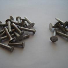 Nituri aluminiu 20 mm lungime, 4 mm grosime