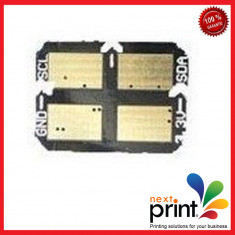 CHIP BLACK 106R01203 compatibil XEROX PHASER 6110 - Chip imprimanta