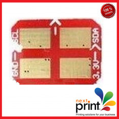 CHIP MAGENTA 106R01205 compatibil XEROX PHASER 6110 - Chip imprimanta