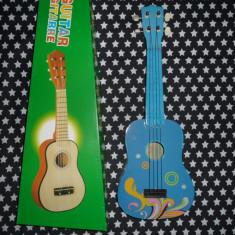 Chitara clasica pentru Copii cu imprimeu varsta 3-5 ani !