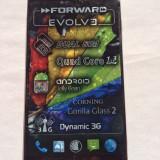 Telefon mobil Dual SIM, Negru, 4GB, Neblocat, Dual SIM, Dual core - Telefon NGM Forward EVOLVE DUAL SIM Quad-Core 1.3Ghz 4GB 1GB RAM Neverlocked