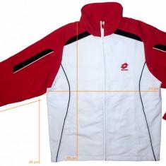 Jacheta sport LOTTO Italian Design, stare perfecta (S) cod-171176 - Trening barbati Lotto, Marime: S, Culoare: Alta