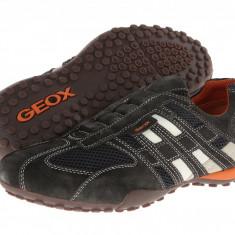 Pantofi Geox Uomo Snake 96 | 100% originali, import SUA, 10 zile lucratoare - Pantofi barbati