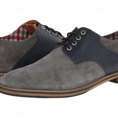Pantofi Ben Sherman Pablo Suede | 100% originali, import SUA, 10 zile lucratoare - Pantofi barbati