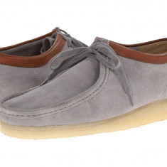 Pantofi Clarks Wallabee | 100% originali, import SUA, 10 zile lucratoare - Pantofi barbati