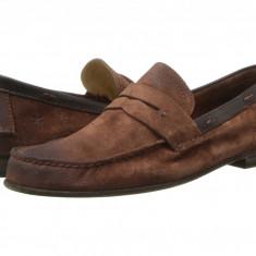 Pantofi Frye Lewis Leather Penny | 100% originali, import SUA, 10 zile lucratoare - Pantofi barbati