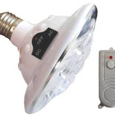 Bec/neon ZDM, Becuri halogen, 20 - 50, > 10000, Interior, E27 - Bec Economic Acumulator/Telecomanda