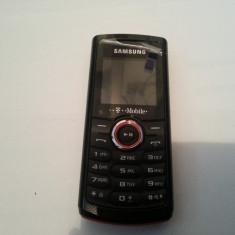 Telefon Samsung, Negru, Nu se aplica, Neblocat, Fara procesor, Nu se aplica - Samsung E2120B - 59 lei